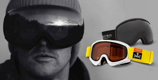 Brýle na snowboard i lyže za 1/3 ceny