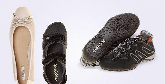Geox obuv s exkluzivní slevou