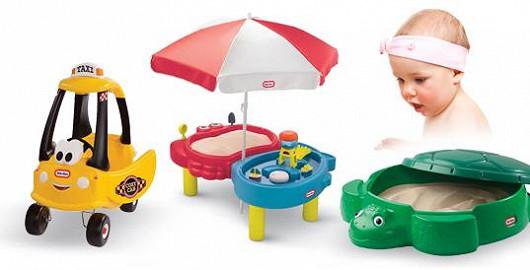 První hračky za nejnižší ceny na internetu