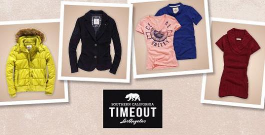 Oblíbená značka Time Out