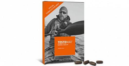 Muži berou TestoMax. Sleva na první balení 300 Kč. Doprava zdarma