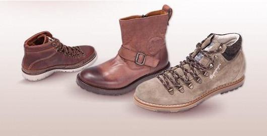 Zimní obuv Napapijri – zahřeje a vypadá skvěle