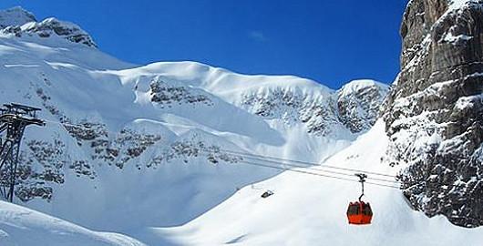 Pětidenní lyžařský zájezd do Itálie se slevou 43 %