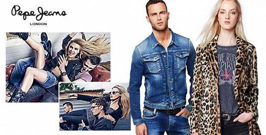 Pepe Jeans pro dámy i pány