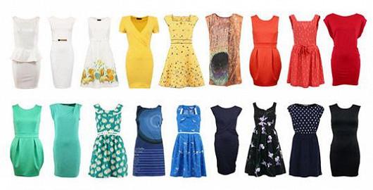 TOP šaty, díky kterým už nebudete chtít nosit nic jiného!