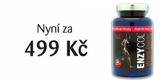 Využijte jako první exkluzivní možnost vyzkoušet účinky zcela nového přípravku Enzycol Strong Power™, který v ČR nemá obdoby
