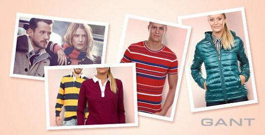 Gant - kolekce podzim/zima již v prodeji