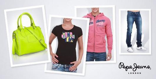 Populární Pepe Jeans