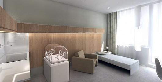 Sbírka na rekonstrukci pokojů