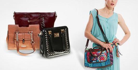Akce na kabelky všeho druhu!