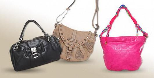 Tašky a kabelky za čtvrtinové ceny