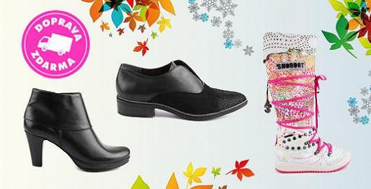 SvětBot.cz je prostě široká nabídka módní obuvi, ze které si vybere snad každý