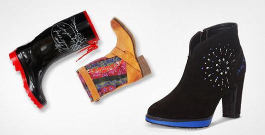 Desigual obuv pro lepší náladu