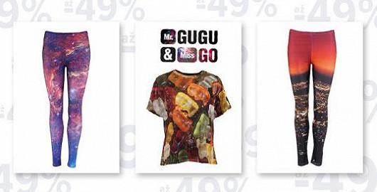 Extravagantní úlety Mr. Gugu & Miss Go