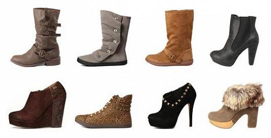 Pro každou ženu jedny nové boty!