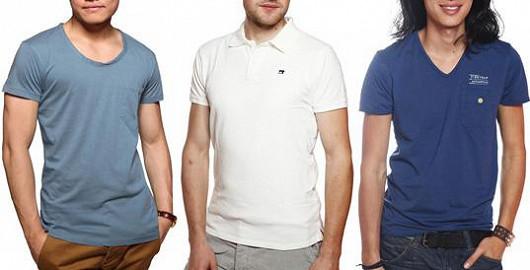 3 stylová trička za cenu jednoho. A nejen to!