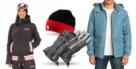 Výprodej zimního oblečení