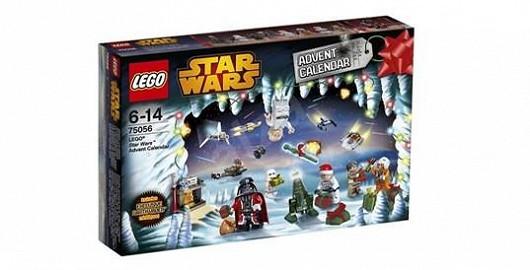 Lego Star Wars - Adventní kalendář 2014 s 15% slevou!