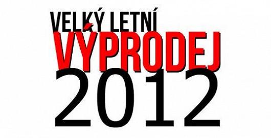 Velký Letní Výprodej Značek 2012!