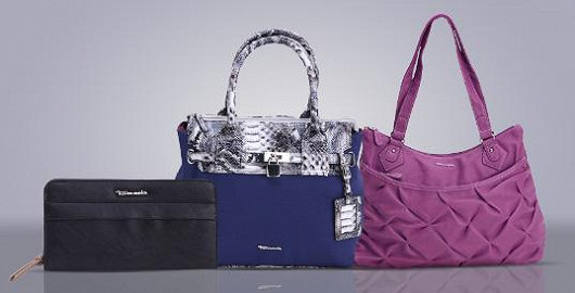 Nová kolekce kabelek a peněženek Tamaris