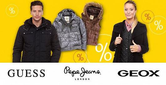 Výprodej zimních bund a kabátů