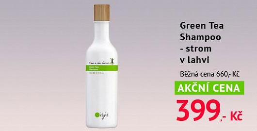 Vaše vlasy ochrání šampon, ze kterého vyroste strom