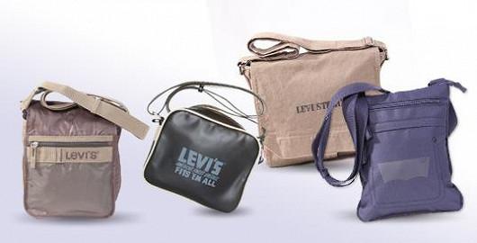 Tašky a kabelky od Levi's . Výhodněji už to nejde!