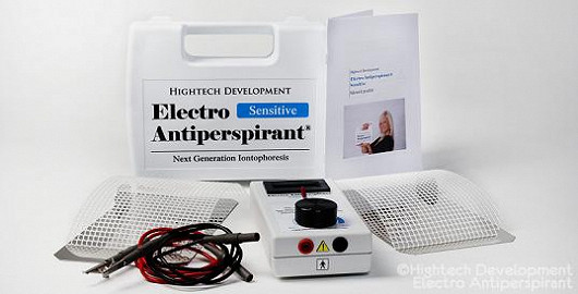 Co je Electro Antiperspirant