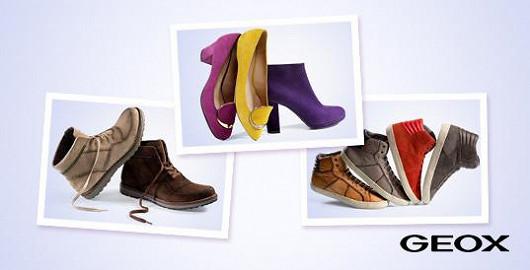 Patentovaná technologie i v obuvi