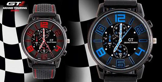 Jen 299 Kč za pánské sportovní hodinky?