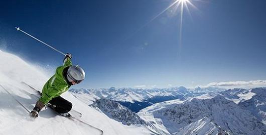Lyžování v Alpách a luxusní apartmá u Kaprunu pro dva se slevou 40 %