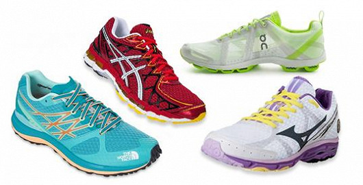 Nejnižší ceny běžecké obuvi v Evropě