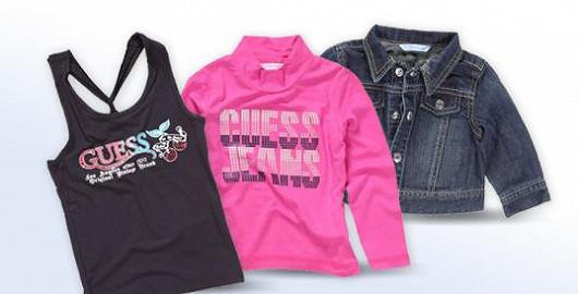 Dětské oblečení GUESS za bezkonkurenční ceny