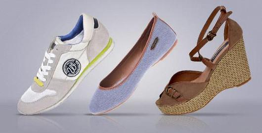 Pánská a dámská obuv Wrangler pro rok 2013