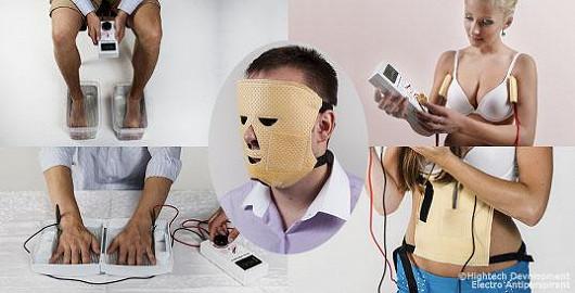Jak se Electro Antiperspirant používá