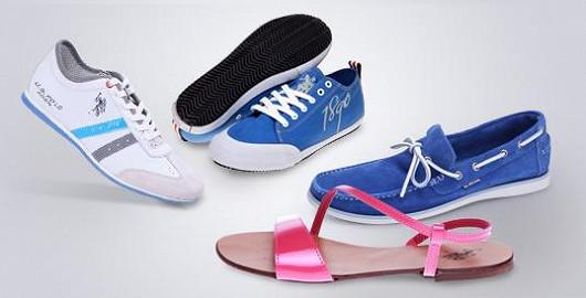 U.S.Polo Assn. 2013: dámská a pánská obuv