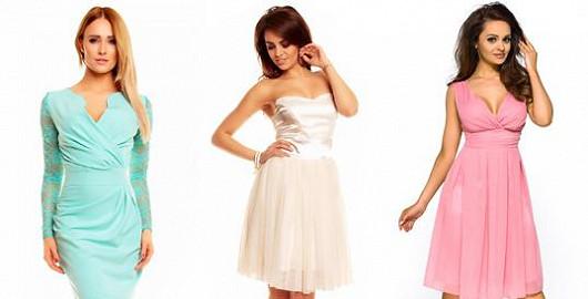 Elegancí nabitá kolekce šatů. Nyní se slevou až 43 %