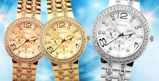 Exkluzivní hodinky, které budou na vaší ruce zářit