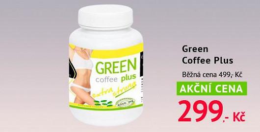 Zelená káva vám zajistí štíhlou linii