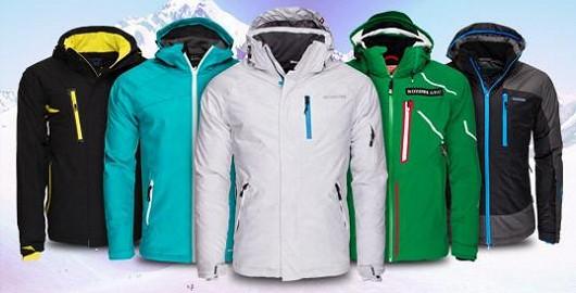 Pánské zimní bundy s neotřelým designem!