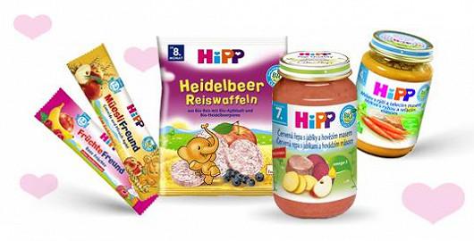 Výživa HiPP 4+2 zdarma