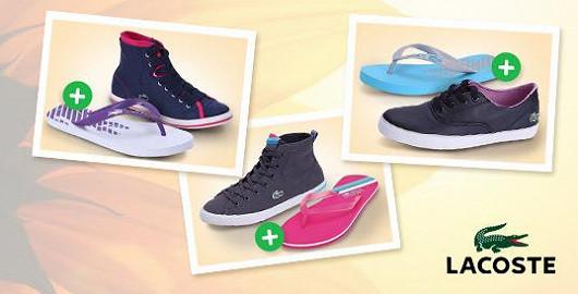 Lacoste obuv 1+1 zdarma