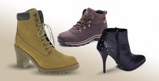 Sezónní výprodej obuvi