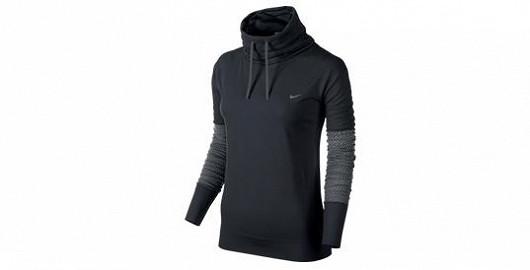 Fitness mikina Nike infinity coverup