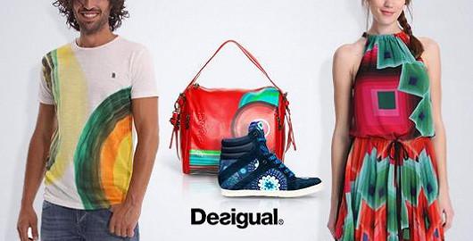 Desigual – móda pro lepší den
