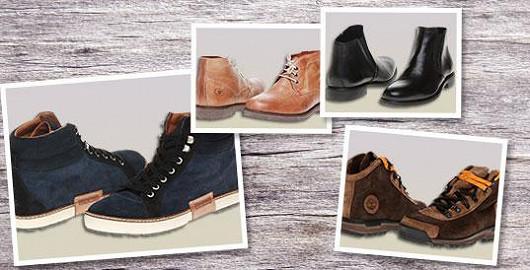 Kvalitní pánská obuv v akci