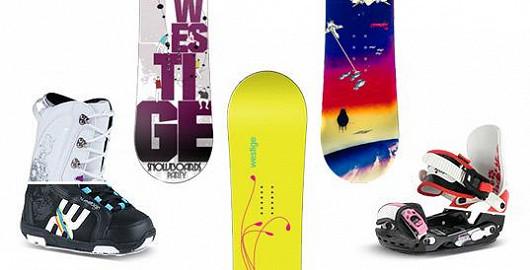 Snowboardové komplety už od 2 499 Kč