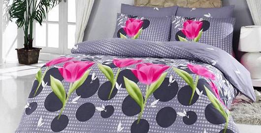 Usněte v tulipánech