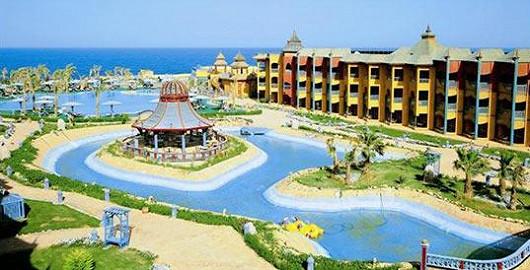 Egypt, Dreams Beach Resort