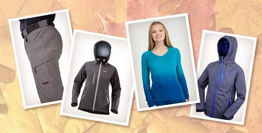 Sportovní a outdoorové oblečení